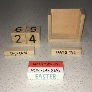Other - Calendar Block